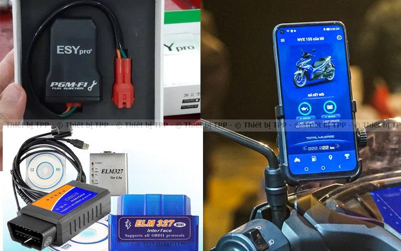 phần mềm chuẩn đoán lối xe máy, phần mềm chuẩn đoán lối xe tay ga, ứng dụng chuẩn đoán lối xe ga, phần mềm chuẩn đoán lối xe mô tô