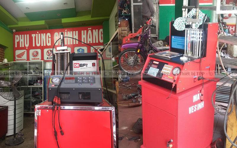 thiết bị kiểm tra kim phun, thiết bị kiểm tra béc phun, thiết bị kiểm tra kim phun xăng xe máy, thiết bị kiểm tra béc phun xăng xe máy, thiết bị kiểm tra kim phun hcm