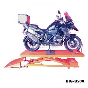 bàn nâng xe máy lớn, bàn nâng xe máy tiêu chuẩn