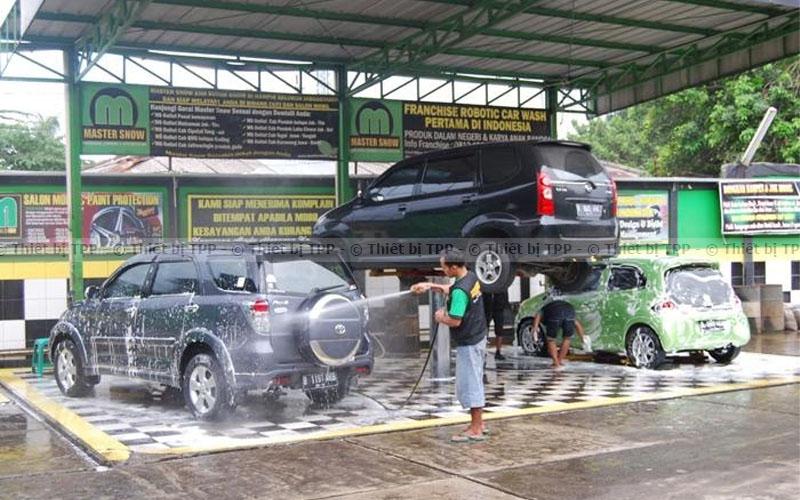 trạm rửa xe máy, trạm rửa ô tô, trạm rửa xe, trạm rửa xe chuyên nghiệp