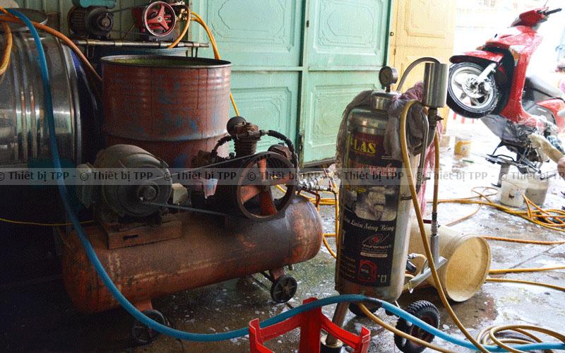 bình hơi cũ, bình hơi đã qua sử dụng, bình hơi nhật bãi, bình hơi khí nén nhật bãi, thanh lý bình hơi khí nén nhật bãi