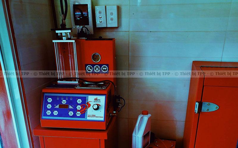 máy xúc kim phun sóng siêu âm, máy xúc kim phun, máy làm sạch kim phun, máy vệ sinh kim phun