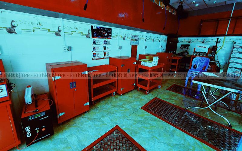 thiết bị sửa xe máy, trọn bộ đồ nghề sửa xe máy, thiết bị sửa xe máy chuyên nghiệp