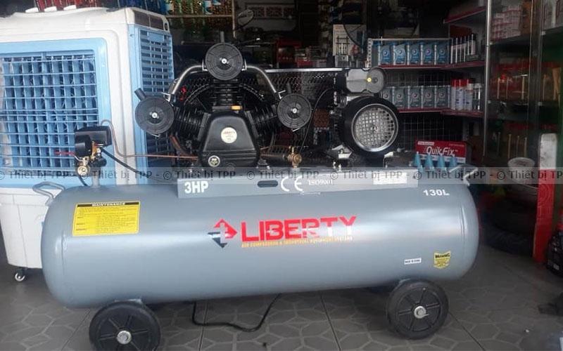 máy hơi khí nén, máy hơi giá rẻ, máy hơi piston giá rẻ, máy bơm bánh xe