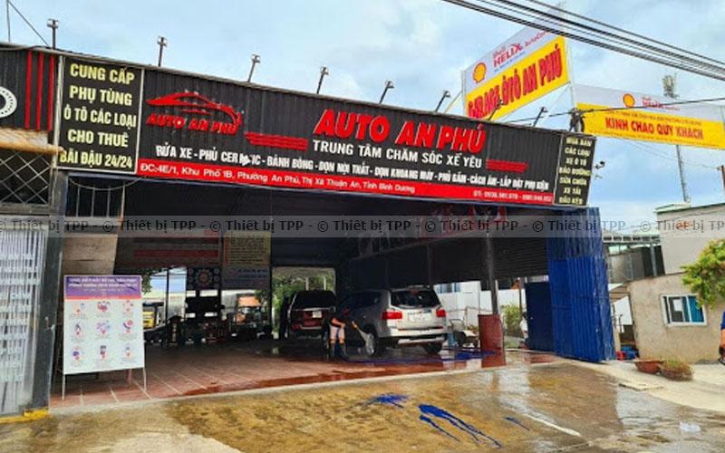 cửa hàng rửa xe ô tô, cửa hàng rửa xe hcm, cửa hàng rửa xe cao cấp hcm, cửa hàng chăm sóc xe hcm
