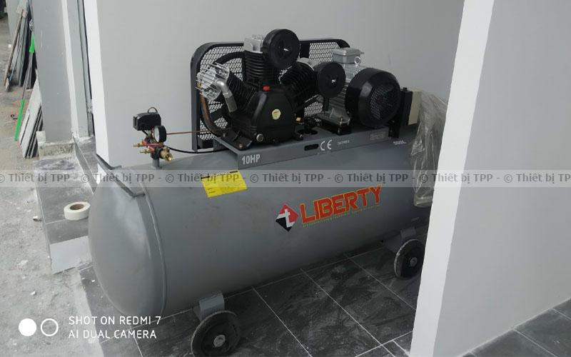 máy hơi khí nén