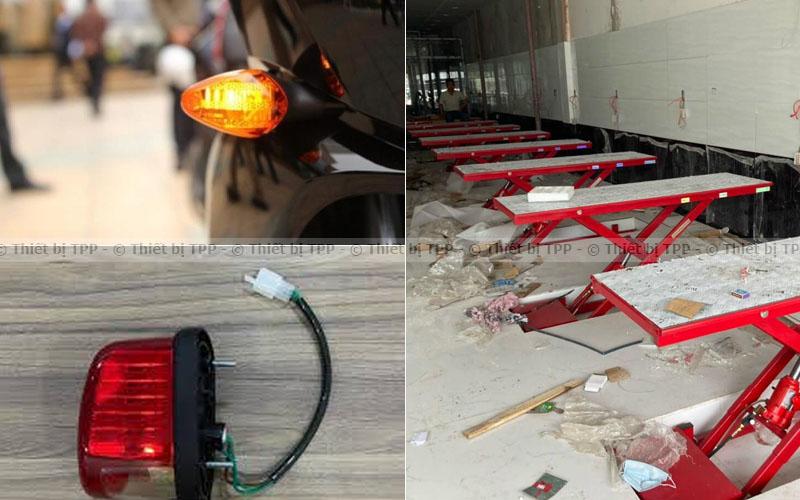 sửa đèn xi nhan xe máy