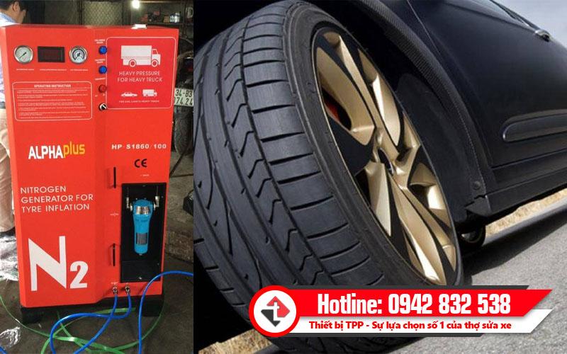 Một số cách phòng tránhnổ lốp xe ô tô