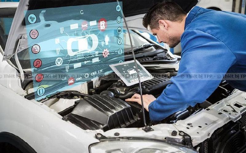 Máy chuẩn đoán lỗi ô tô là gì