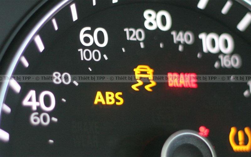 Kiểm tra đèn báo ABS