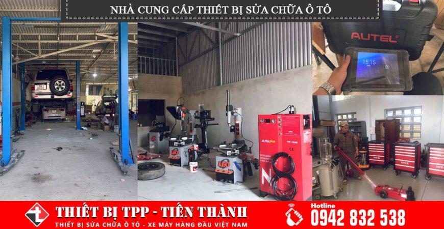 nhà cung cấp thiết bị sửa chữa ô tô